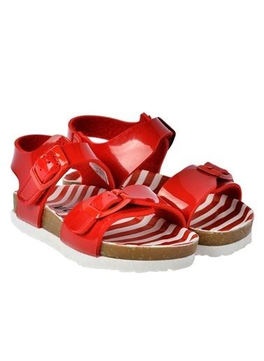 Vicco Vicco Patik Sandalet  321.P20Y.359-01 Kırmızı